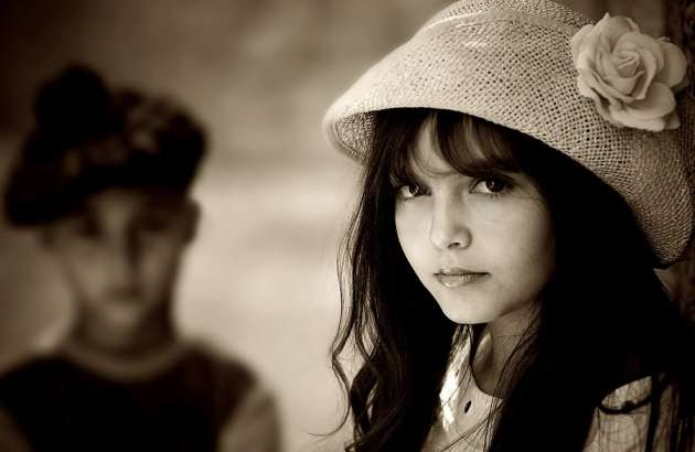 The Girl and Boy